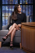 Eva Longoria @ Late Night with Seth Meyers | November 6 | 7 pics