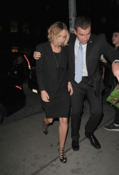 Jennifer Lawrence Going to Dinner in NYC 11/12/14 6