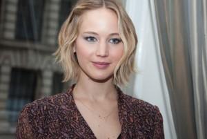 Jennifer Lawrence The Hunger Games Mockingjay 12