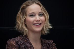 Jennifer Lawrence The Hunger Games Mockingjay 5