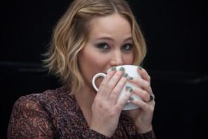 Jennifer Lawrence The Hunger Games Mockingjay 6