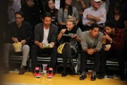 Kaley Cuoco - Lakers vs Spurs at Staples Center in LA November 14-2014 x21