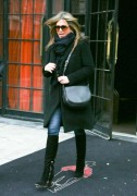 Jennifer Aniston - Leaving her hotel in NYC 11/16/14
