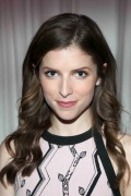 Anna Kendrick - The Art of Elysiums Pre Event Dinner 11/16/14