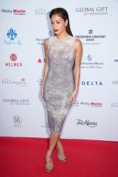 Nicole Scherzinger - 5th Global Gift Gala in London 11/17/14
