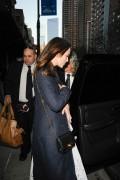 Keira Knightley leaving her hotel in New York November 20-2014 x90