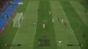 SweetFX Settings PES 2015