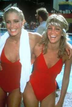 Heather Locklear & Thomas: 1982 BOTNS: MQ x 1