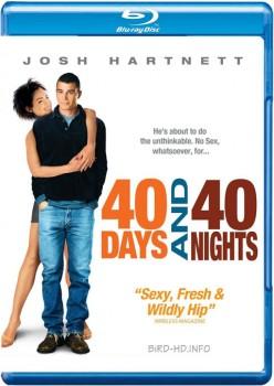 40 Days and 40 Nights 2002 m720p BluRay x264-BiRD