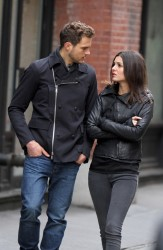 Victoria Justice - Filming 'Eye Candy' in NY - 12/5/14