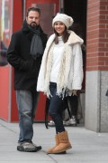 Victoria Justice - Out & About in NY 12/5/14