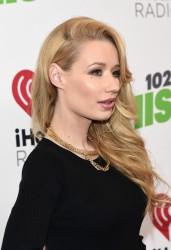 Iggy Azalea - KIIS FM's 2014 Jingle Ball in LA 12/5/14