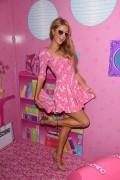 Paris Hilton - Jeremy Scott & Moschino Party in Miami Beach December 4-2014 x10