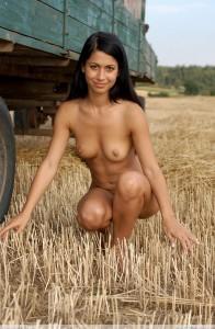 фото голых в вязьме