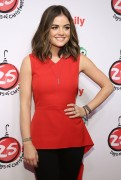 "Lucy Hale - ABC's ""25 Days Of Christmas"" Celebration in NYC 12/7/14"