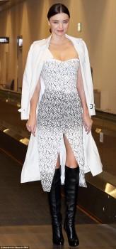 Miranda Kerr - Tokyo, Japan - x 7 lq