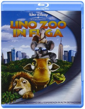 Uno zoo in fuga (2006) Full Blu-Ray 23Gb AVC ITA DTS 5.1 ENG LPCM 5.1 MULTI
