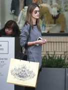 Alessandra Ambrosio - Shopping in Beverly Hills 12/15/14
