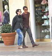 Lena Headey Seen with Pedro Pascal shopping at The Grove in Los Angeles December 11-2014 x28