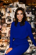 Eva Longoria Visits Marina Interiors furniture store Dubai December 14-2014 x14