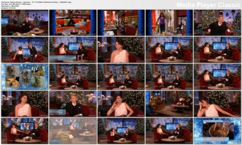 Selena Gomez - Interview + Naturally - 12.11.09 (Ellen DeGeneres Show) - HD 1080i - Reuploaded by Request