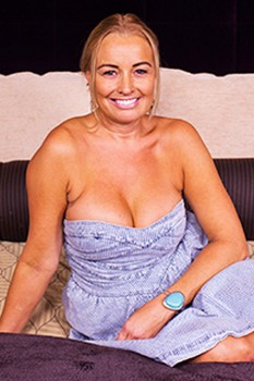 46yo Big Tits Country Milf Gets Anal Cover