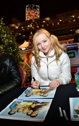 "Dove Cameron at the ""Queen Mary's Chill"" in Long Beach, CA"