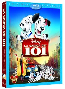 La carica dei 101 (1961) Full Blu-Ray 30Gb AVC ITA DTS-HD H-R 5.1 ENG DTS-HD MA 5.1 MULTI