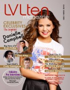 Danielle Campbell - LVLten Magazine - Winter 2014