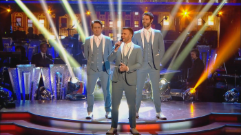 Take That - Medley  Strictly Come Dancing 2014 Live Final Results 1080p HDMania