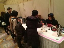 Миша Коллинз в Японии   HollyCon 2014