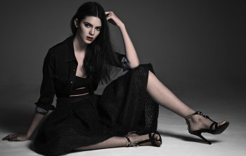 Kendall Jenner - Colored Picture - x 1