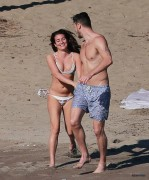 Lea Michele - In Bikini in Mexico - 12/28/2014