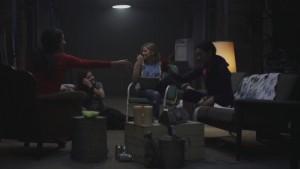 Lucy Hale-PLL Season 1:Pilot Vidcaps