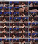 Lea Michele @ Late Show with David Letterman | May 21 2012 | ReUp