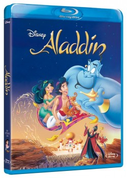 Aladdin (1992) Full Blu-Ray 39Gb AVC ITA DTS 5.1 ENG DTS-HD MA 5.1 MULTI