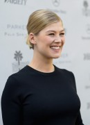Rosamund Pike - Variety's Creative Impact Awards And 10 Directors To Watch Brunch in Palm Springs 1/4/15