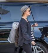 Kaley Cuoco Out and about LA January 3-2015 x17