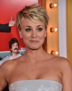 """Kaley Cuoco - """"The Wedding Ringer"""" Premiere in Hollywood 1/6/15"""