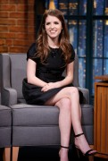 Anna Kendrick - Late Show with Seth Myers 1/06/15