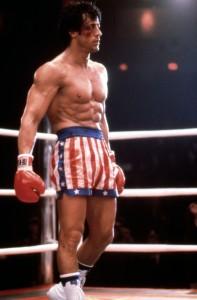 Рокки 4 / Rocky IV (Сильвестр Сталлоне, Дольф Лундгрен, 1985) 393c56380291245