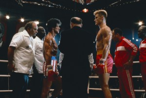 Рокки 4 / Rocky IV (Сильвестр Сталлоне, Дольф Лундгрен, 1985) 397131380291297