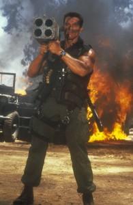 Коммандо / Commando (Арнольд Шварценеггер, 1985) 70d563380292619