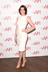 Anne Hathaway - 15th Annual AFI Awards in Beverly Hills 1/9/15