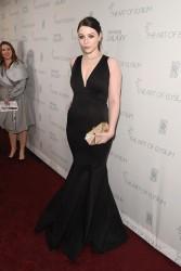 Michelle Trachtenberg - The Art Of Elysium And Samsung Galaxy Present Marina Abramovic's HEAVEN in LA 1/10/15