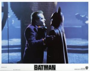 Бэтмен / Batman (Майкл Китон, Джек Николсон, Ким Бейсингер, 1989)  289142380763374