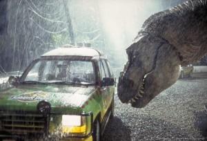 Парк Юрского периода / Jurassic Park (Сэм Нил, Джефф Голдблюм, Лора Дерн, 1993)  E27e57380761882