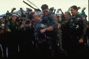 Лучший стрелок / Top Gun (Том Круз, 1986) Eaa305381285731