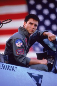 Лучший стрелок / Top Gun (Том Круз, 1986) Ffdfed381284236