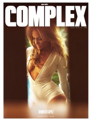 Jennifer Lopez - Complex Magazine Feb/March 2015